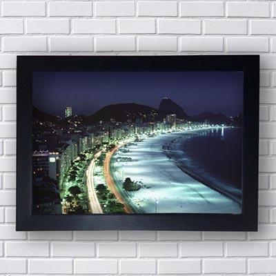Quadro Orla Rio De Janeiro
