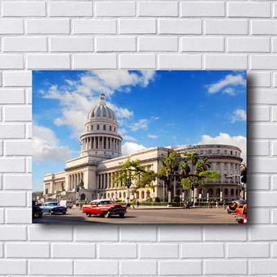 Quadro Para Sala Havana