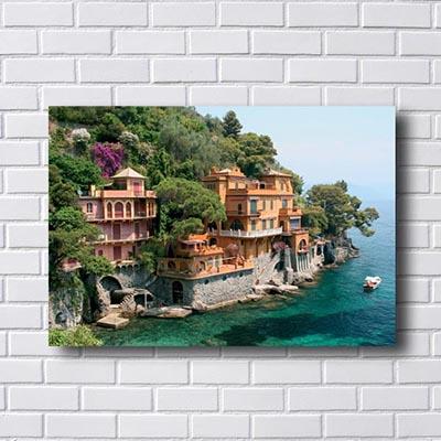 Quadro Riviera Italiana