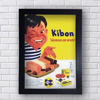 Quadro Vintage Kibon