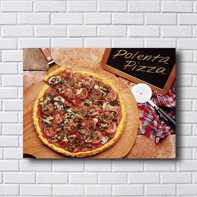 Quadros Decorativos Cozinha Pizza