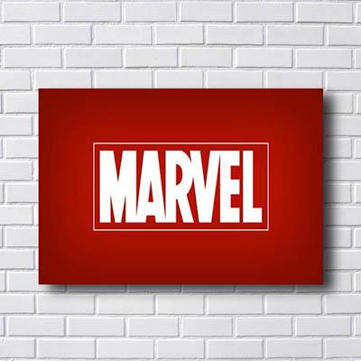 Quadro Marvel