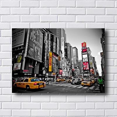 Quadro Time Square