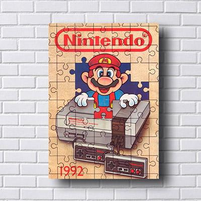 Quadro Nintendo 1992