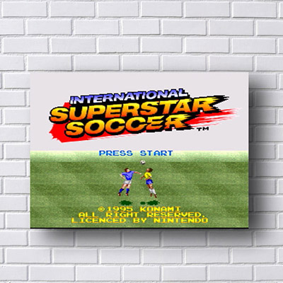 Quadro SuperStar Soccer International