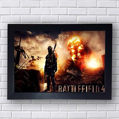 Quadro Battlefield 4