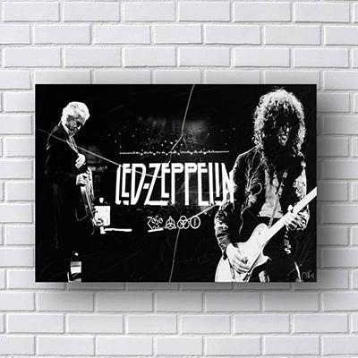 Quadro Led Zeppelin Poster