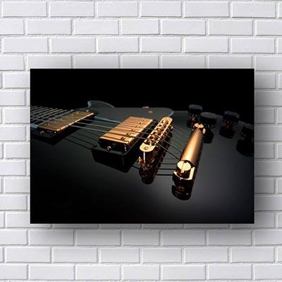 Quadro Guitarra Heaven