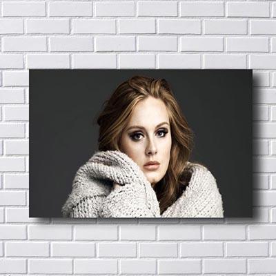 Quadro Decorativo Adele