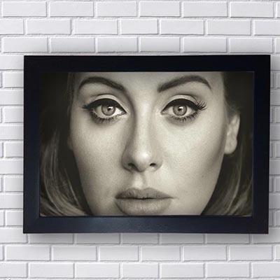 Quadro Poster Adele