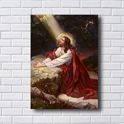 Quadro Decorativo Luz de Deus